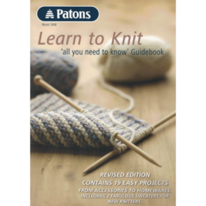 Learn To Knit - All you need to know guidebook